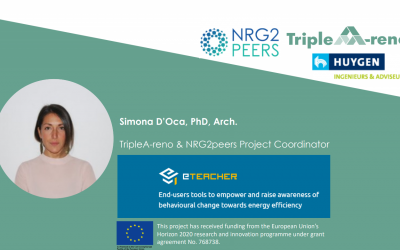 NRG2peers joins the eTEACHER final conference