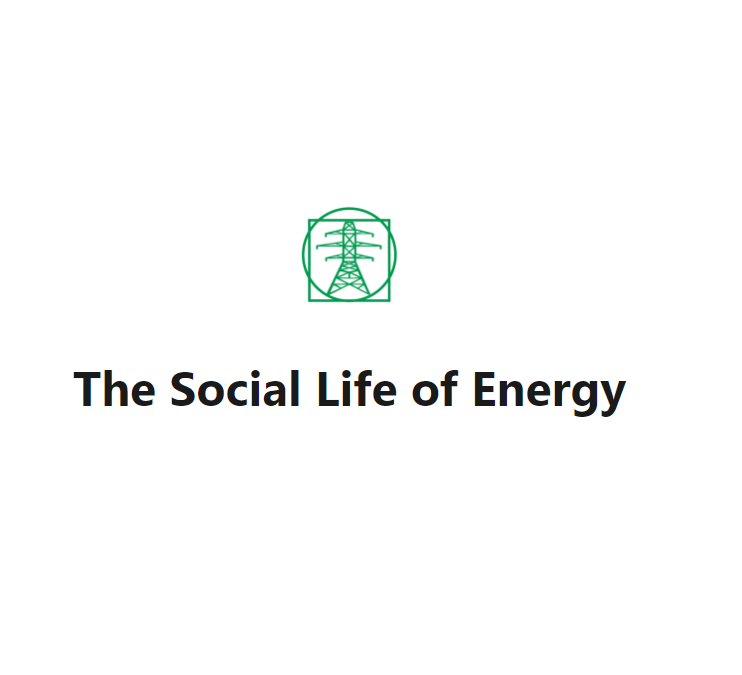 The Social Life of Energy